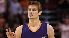 Suns rookie Dragan Bender out 4 to 6 weeks after ankle surgery