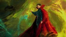 Behind the Scenes of'Doctor Strange': From Marvel Concept Art to Benedict Cumberbatch's NYC Battles