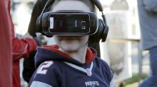 The NFL looks to virtual reality to grow its audience