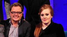 Alan Carr thought Adele had died in his house
