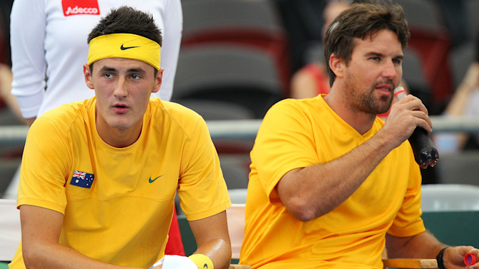 We see life differently - Rafter responds to Tomic