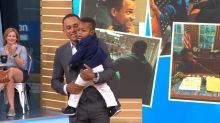 Actor Hill Harper reveals decision to adopt, opens up about single fatherhood