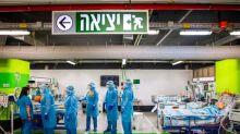 Israeli Army Teams Up With Hospital Amid New COVID-19 Crisis