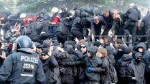 Investigan a español e inglés domiciliados en España por disturbios del G-20