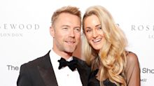 Ronan Keating reveals sex of his and wife Storm's second child