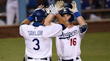 In-form Dodgers equal franchise record, Trout ties Angels mark