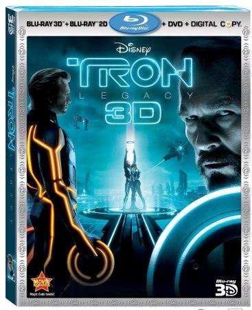 Tron: Legacy Blu-ray gets a release date, supports Disney's Second Screen iPad app