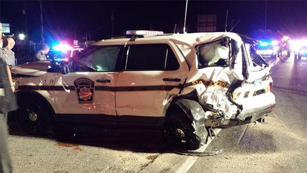 Driver facing DUI charges in I-95 crash that injured 5