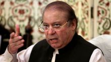 Pakistan's ex-PM Nawaz Sharif vows to fight corruption charges