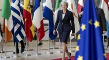 Theresa May signals willingness to extend transition period