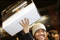 London's crime-free PS3 launch results in free HDTVs / cab rides