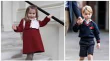 Princess Charlotte will attend Prince George's school