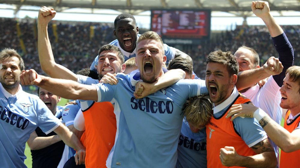 Keita come Mancini, la Lazio vince il derby dopo 5 anni