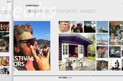 Storyteller app for Windows Phone and Windows 8 appears in leaked screenshots