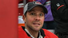 Carolina Hurricanes Goalie Cam Ward's Adorable On-Ice Moment With Son Stole Our Hearts