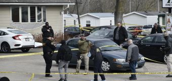 Man charged with killing 3 in Wisconsin tavern shooting