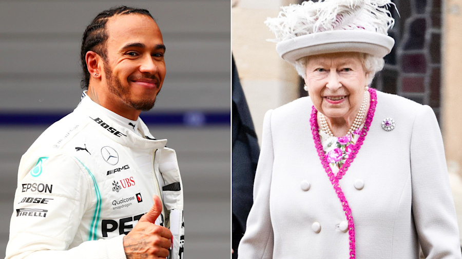 Lewis Hamilton Reveals the Queen Once Had to Give Him a Talking to About His Table Manners
