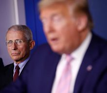 Trump reportedly 'authorized' and 'encouraged' an op-ed attacking Dr. Fauci, despite the White House's claim to the contrary
