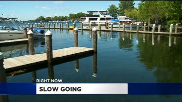 Lakeside Businesses Feel Effects Of No Wake Rule