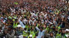 Pakistan: des milliers de manifestants anti-Charlie Hebdo défilent