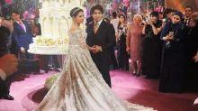 Russia, il matrimonio più lussuoso di sempre: le immagini