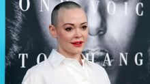 Rose McGowan's Twitter Account Has Been Suspended