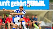 Hertha BSC: Tousart ist bei Hertha BSC schon Chef auf dem Platz