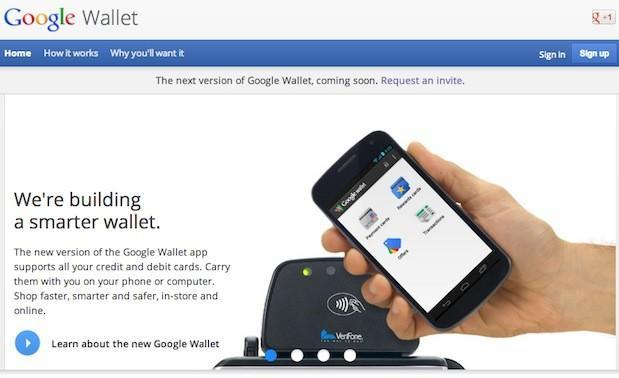 """Google Wallet update """"coming soon,"""" to bring support for more handsets?"""