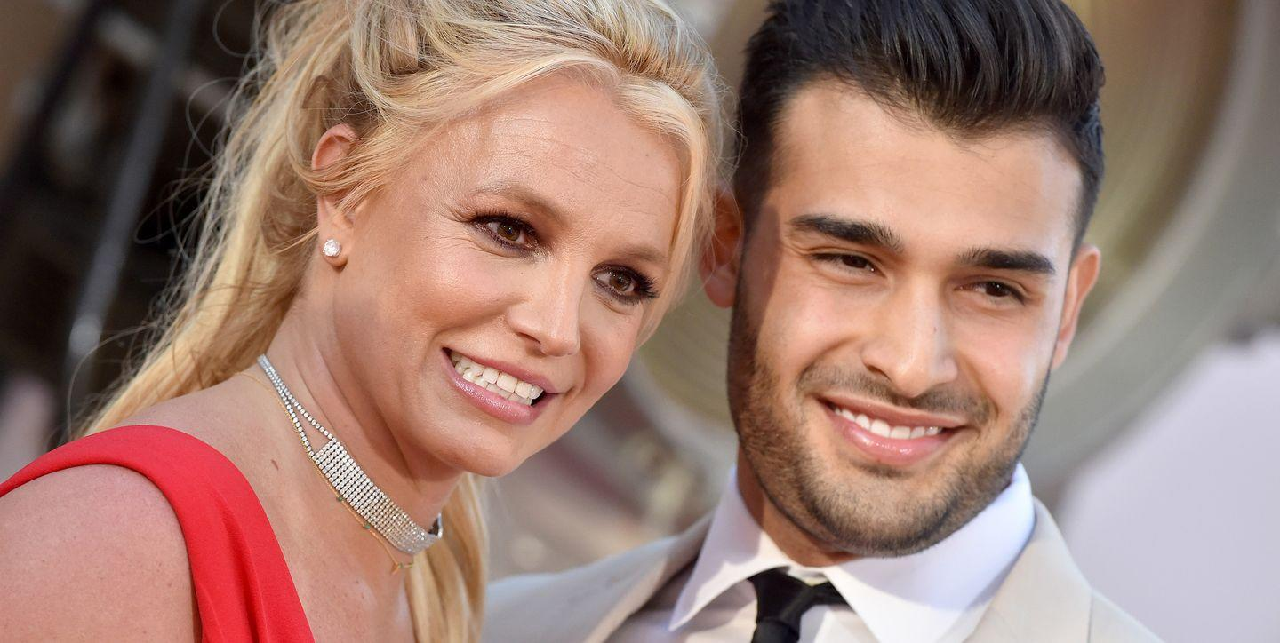 Britney Spears' boyfriend Sam Asghari hits out at her father