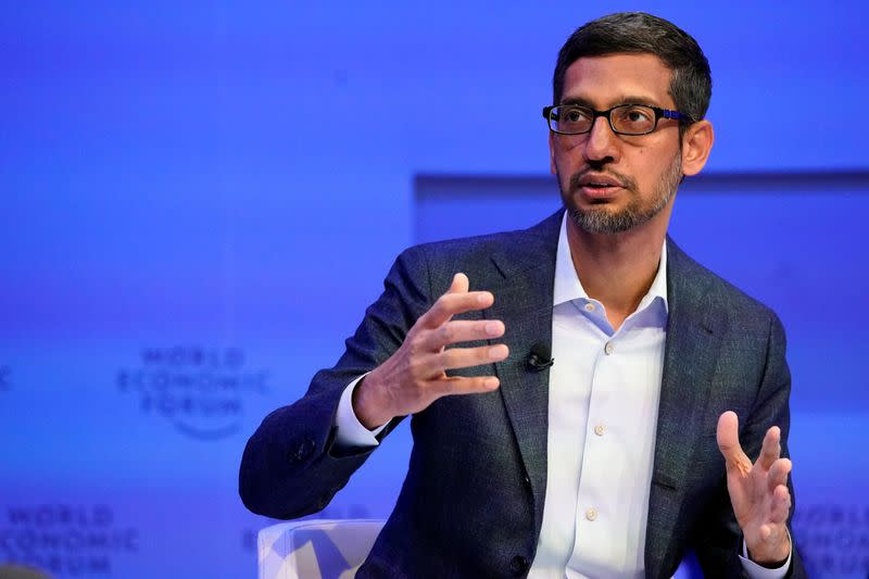 News post image: Google CEO eyes major opportunity in healthcare, says will protect privacy