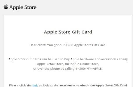 Don't get hooked by this Apple Store phishing campaign