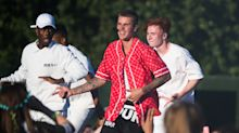 Justin Bieber calls out Tom Cruise in his 'Bottle Cap Challenge' video