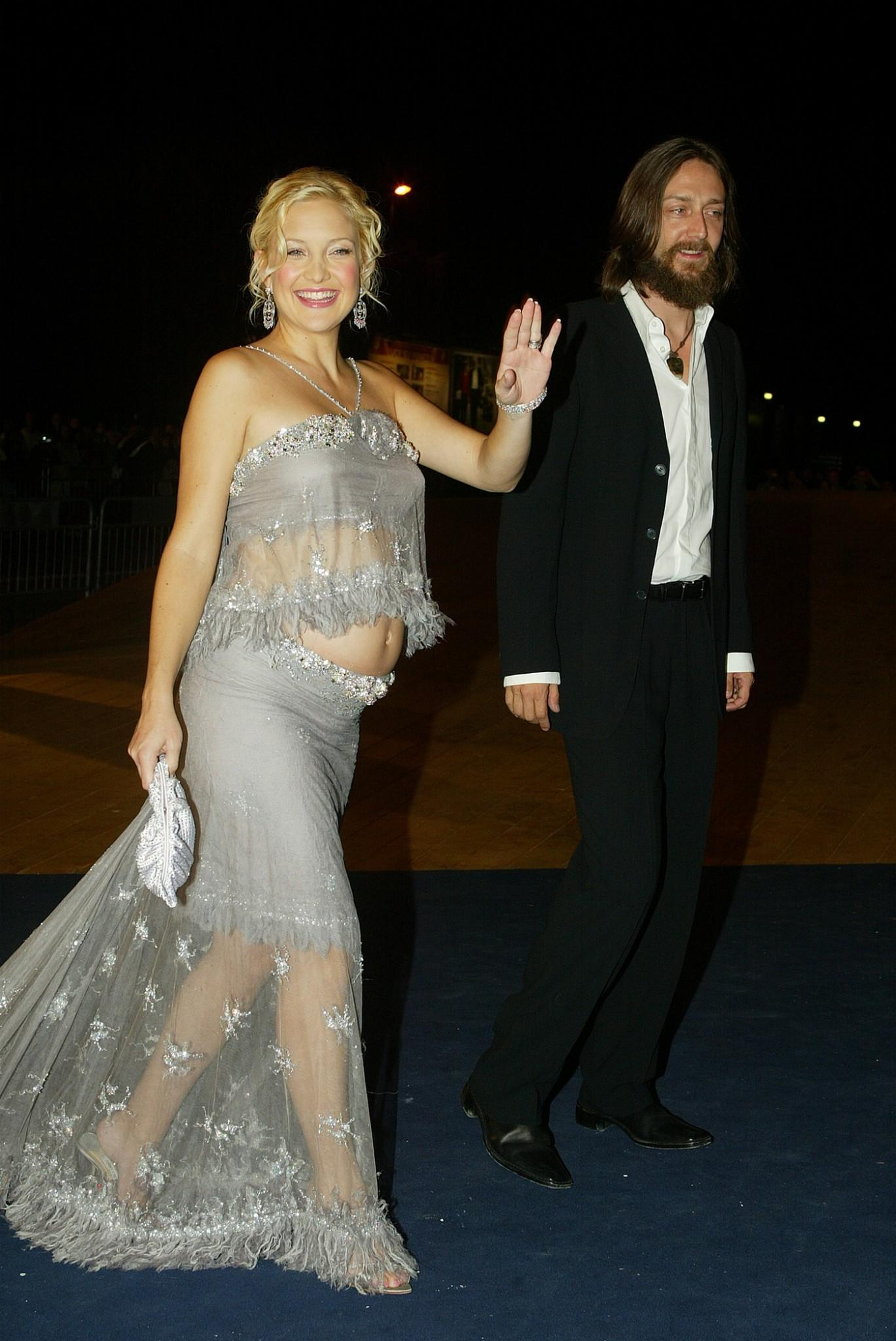 Kate Hudson at the Venice Film Festival in 2003