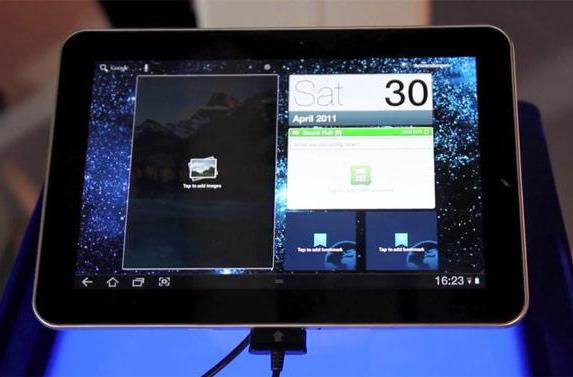 Working Samsung Galaxy Tab 8.9 spotted, handled in Germany (video)