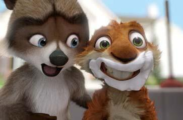 Over the Hedge spin-off on its way
