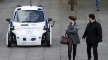 'Robo-taxis' hold promise, and perils, for automakers
