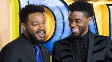 Black Panther director's emotional tribute to Chadwick Boseman