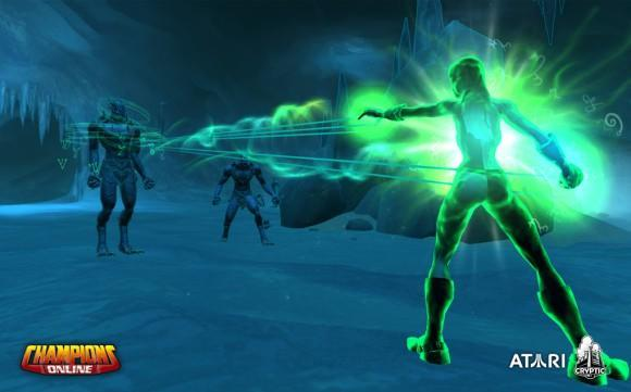 Champions Online devs reveal Mystic power sets: Sorcery and Supernatural