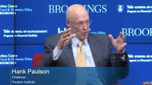 Former Treasury Secretary Paulson: 'The worst moments' of the financial crisis 'were waking up'