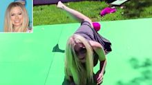 Avril Lavigne Jokes About Her 'Sk8ing' as She Shares Video of Herself Falling Off a Skateboard