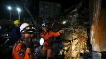 Sobe para 18 o número de mortos no desabamento de prédio no Camboja