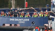 UK Royal Air Force sends plane to help monitor migrant crossings