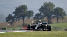 Valtteri Bottas has the edge on Lewis Hamilton in Mugello practice
