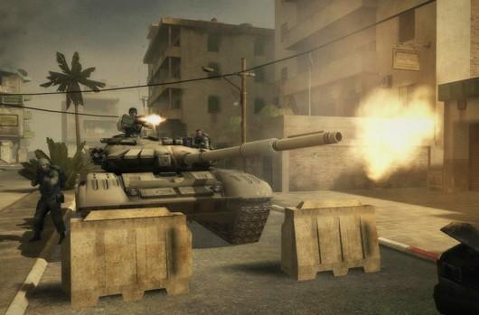 Battlefield Play4Free engages hostiles in Spring 2011