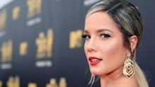 Halsey Reveals New Face Tattoo on Instagram