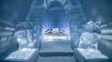 第29屆ICEHOTEL正式開幕 15個不同主題冰室開放