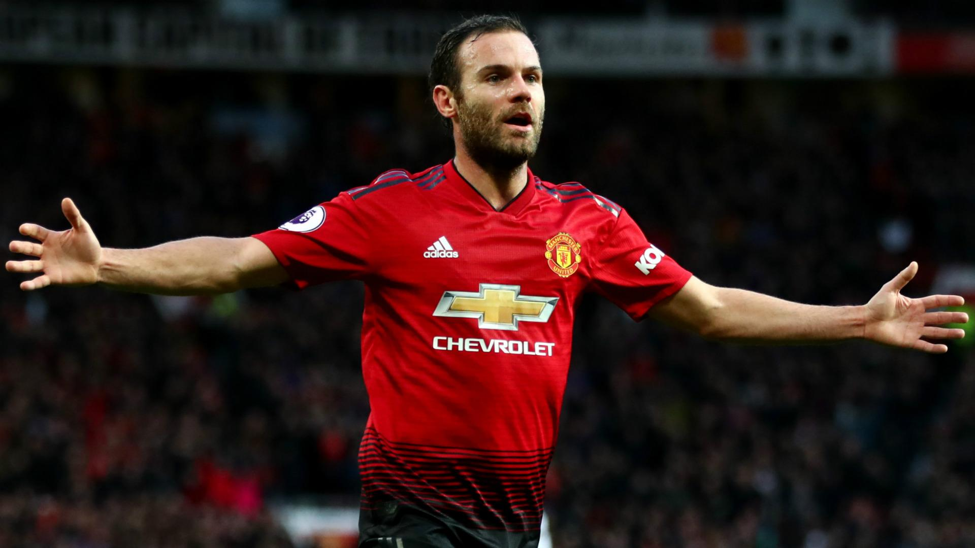 Mata Signs New Man Utd Deal Until 2021