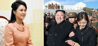 Wild theories after Kim Jong-un's wife disappears