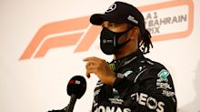 Lewis Hamilton: Reaching 100 pole positions would complete an 'incredible year'