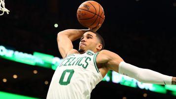 Celtics flaunt versatility against Philadelphia